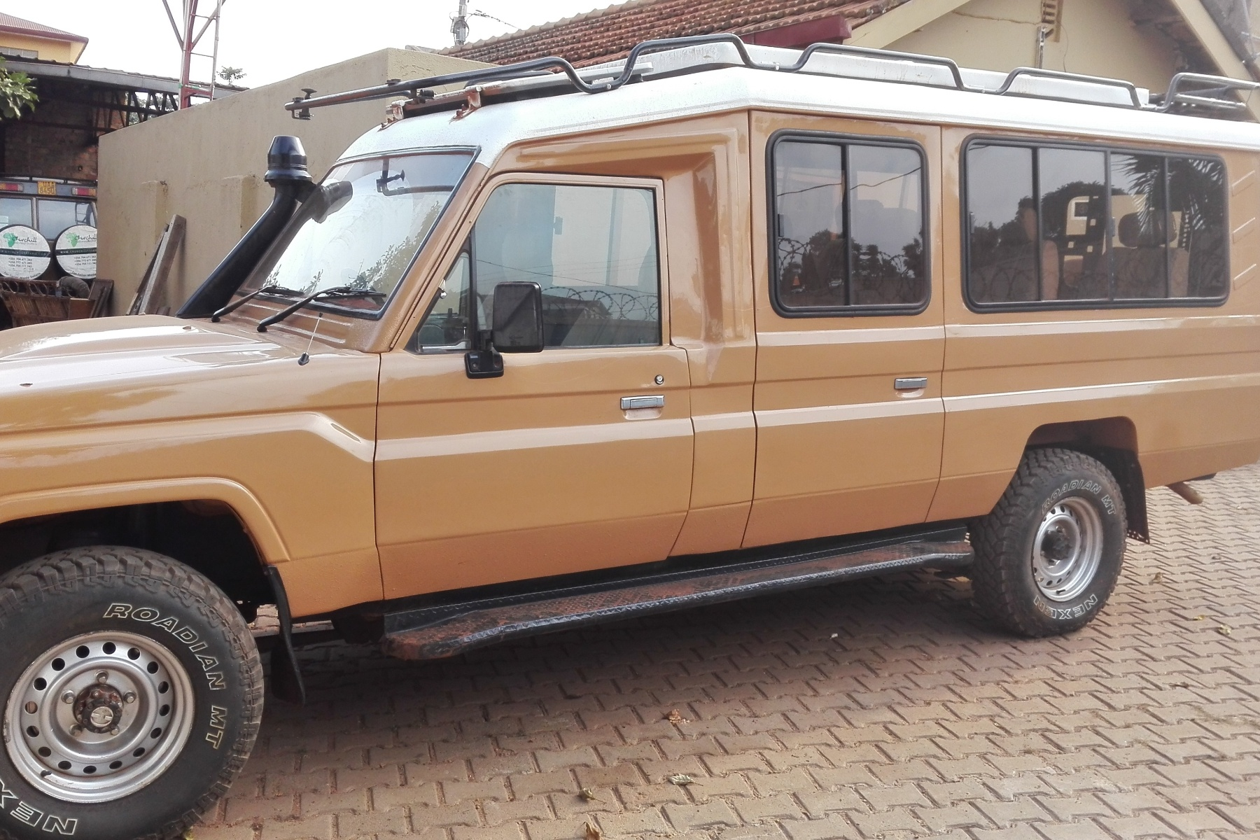 , Our Safari Vehicles
